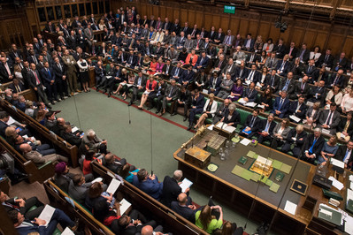 A Parliamentary session within the House of Commons